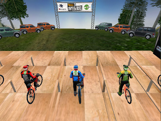 Free Download Game Downhill MTB PS1 Portable ZGASPC