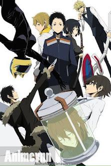 Durarara!!x2 Ketsu -  2015 Poster