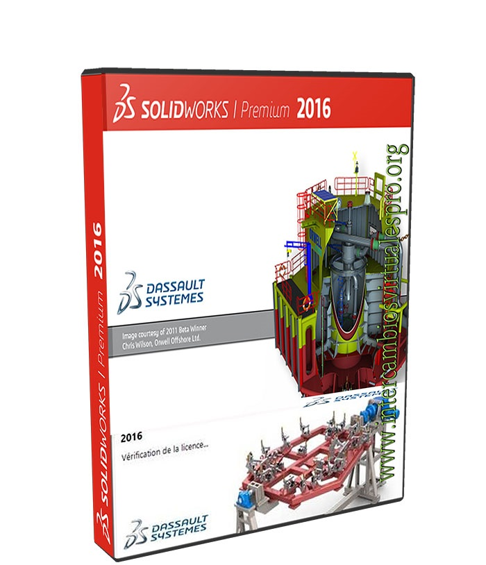 SolidWorks 2016 SP5 poster box cover