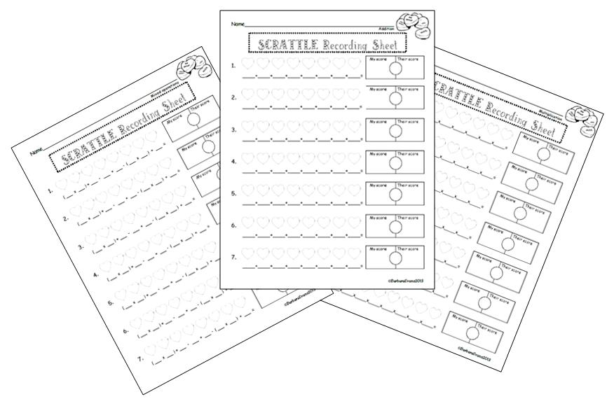 It's About Time, Teachers!: Scrattle Literacy Center