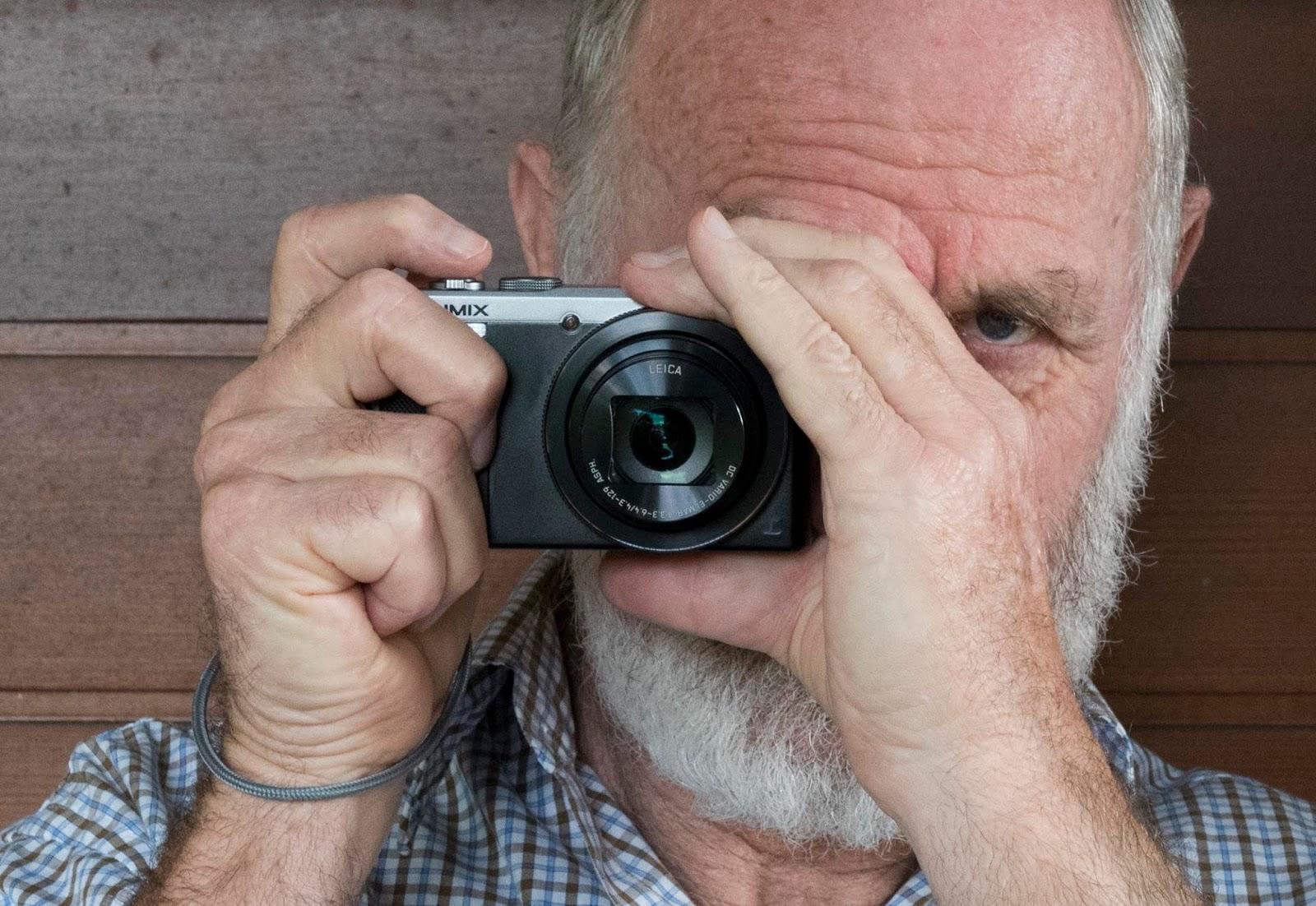 Setting up the Panasonic TZ80 (ZS60) Part 1 | Camera Ergonomics