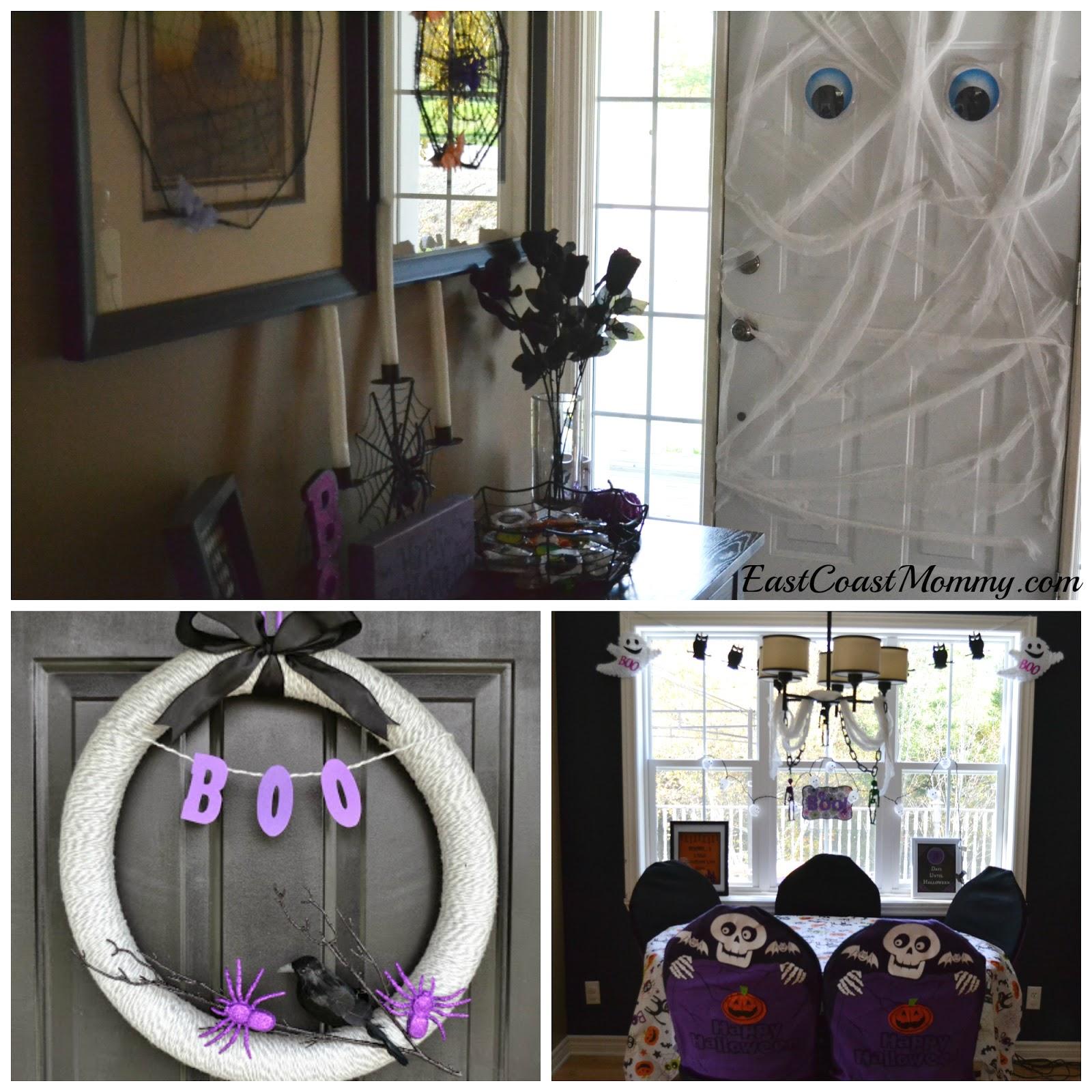 East coast mommy 7 fantastic diy halloween decor ideas for B m halloween decorations