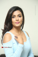 Anisha Ambrose Latest Pos Skirt at Fashion Designer Son of Ladies Tailor Movie Interview .COM 0663.JPG