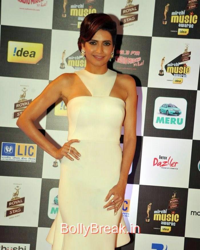 Celebs at 7th Mirchi Music Awards