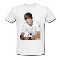 Remeras de Justin Bieber