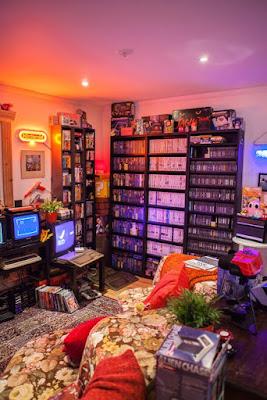 La Retro Gaming Room de Heidi