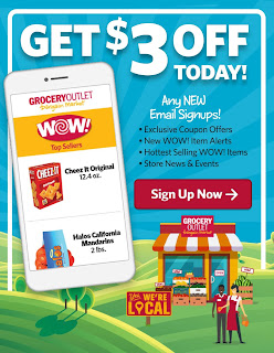 Grocery Outlet weekly flyer