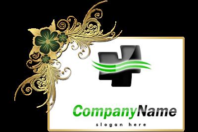 تنزيل شعارات PSD, تنزيل تصميم شعار شركة منتجات زراعيه جاهز للفوتوشوب,Agricultural products company psd logo design