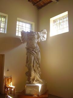 Νίκη Σαμοθράκης, Αρχαιολογικο Μουσείο