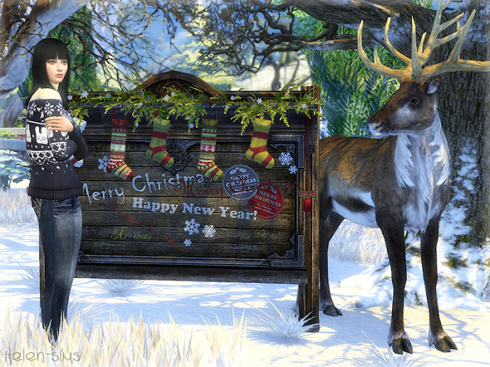 Предметы для Новогодних и Рождественских праздников 1