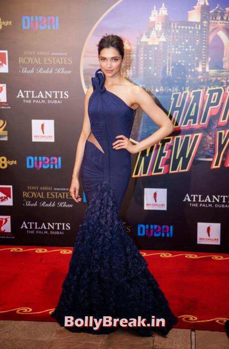 Deepika Padukone, Happy new Year Dubai Premiere Photos