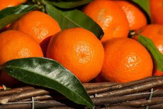 Nalewka z mandarynek
