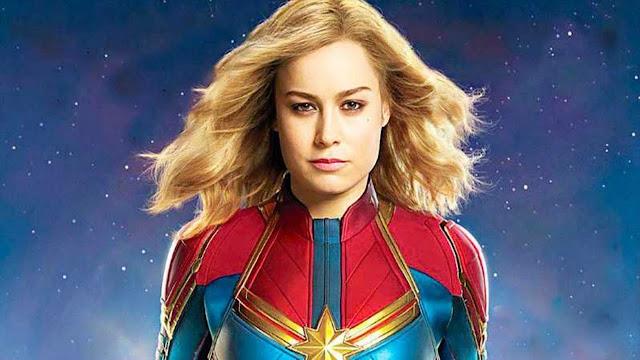Nuevo tráiler de Captain Marvel revelado