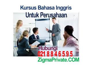 Kursus les Bahasa inggris Untuk Perusahaan di Jakarta