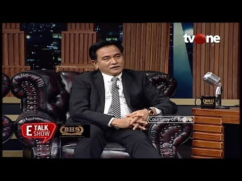 Mengaku Masih Kritik Jokowi Meski Jadi Kuasa Hukumnya, Yusril: Contohnya soal Kasus Habib Bahar