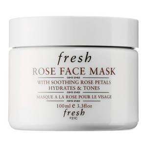 Masque à la rose pour le visage Fresh