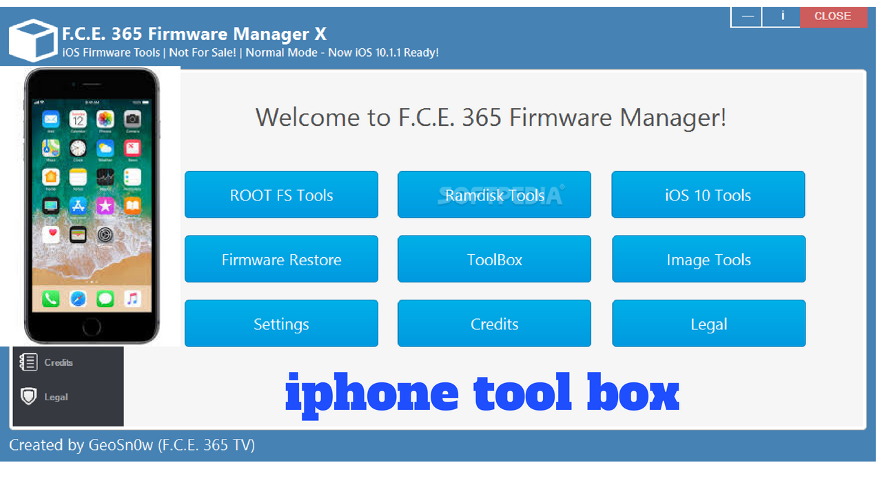 all firmware iphone