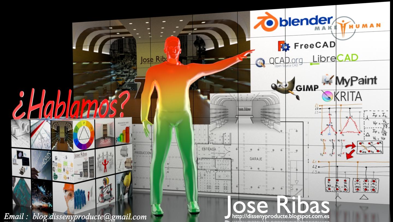 cbf9aa65715b Blender es un programa de software libre orientado al diseño gráfico 3D