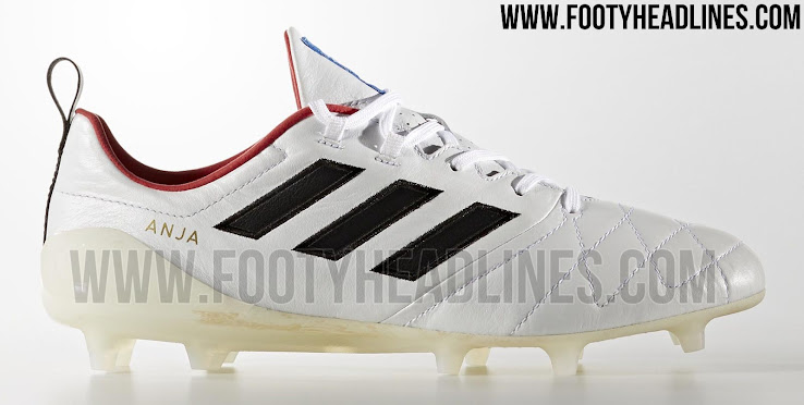 Limited-Edition Adidas Ace 17 ANJA Women s Boots Released - Footy ... ffae920e4b