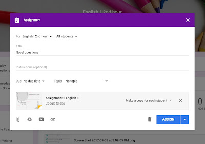 Reuse a post in Google Classroom™   www.traceeorman.com