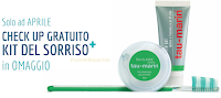 Logo DentalPro: chek-up gratuito + kit in omaggio