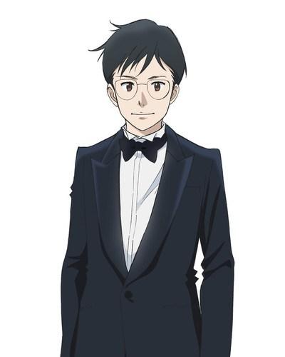 Natsuki Hanae como Shuhei Amamiya