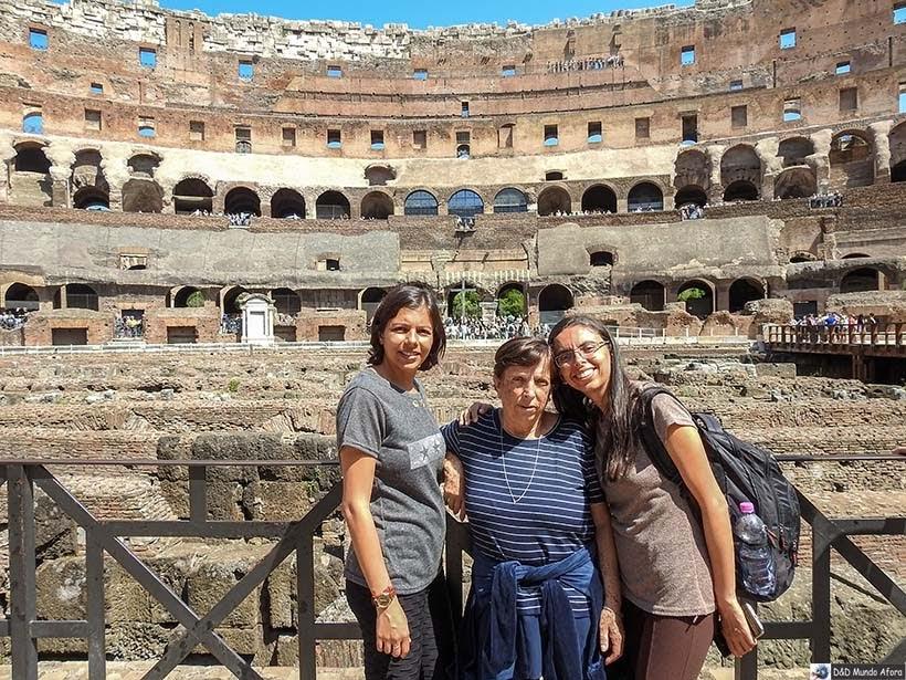 Arena do Coliseu de Roma: como visitar