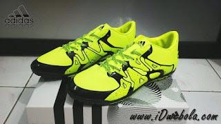 Sepatu Futsal Adidas X 15.3 Import Stabilo