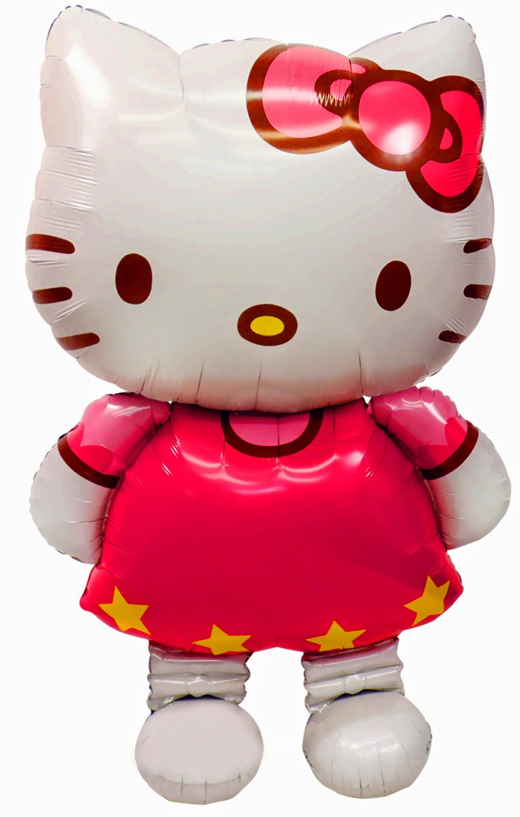 Шарик ходячая фигура Hello Kitti
