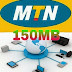 Get Free 150mb From Mtn