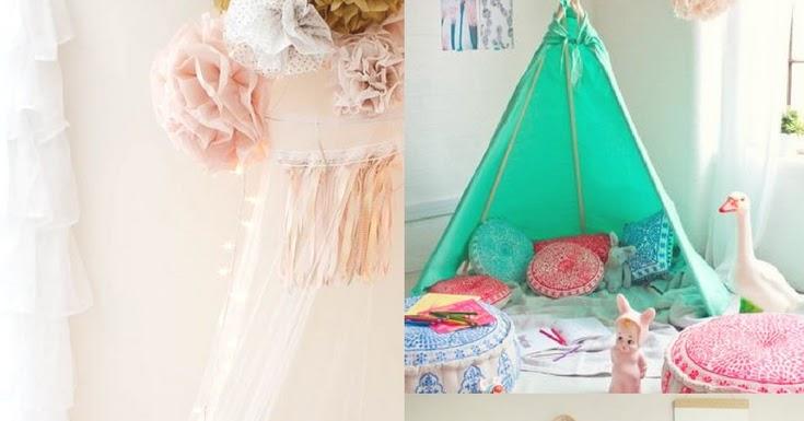 Modern Vintage Home Decor Ideas: HOME: 55+ Decor Ideas For A 'Big Girl' Bedroom