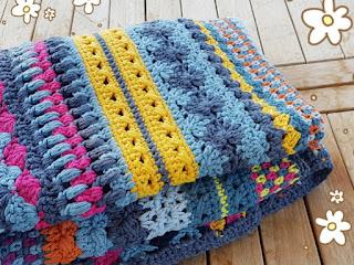 tejer colcha sueños crochet