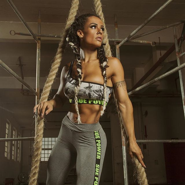 Fitness Sue Lasmar