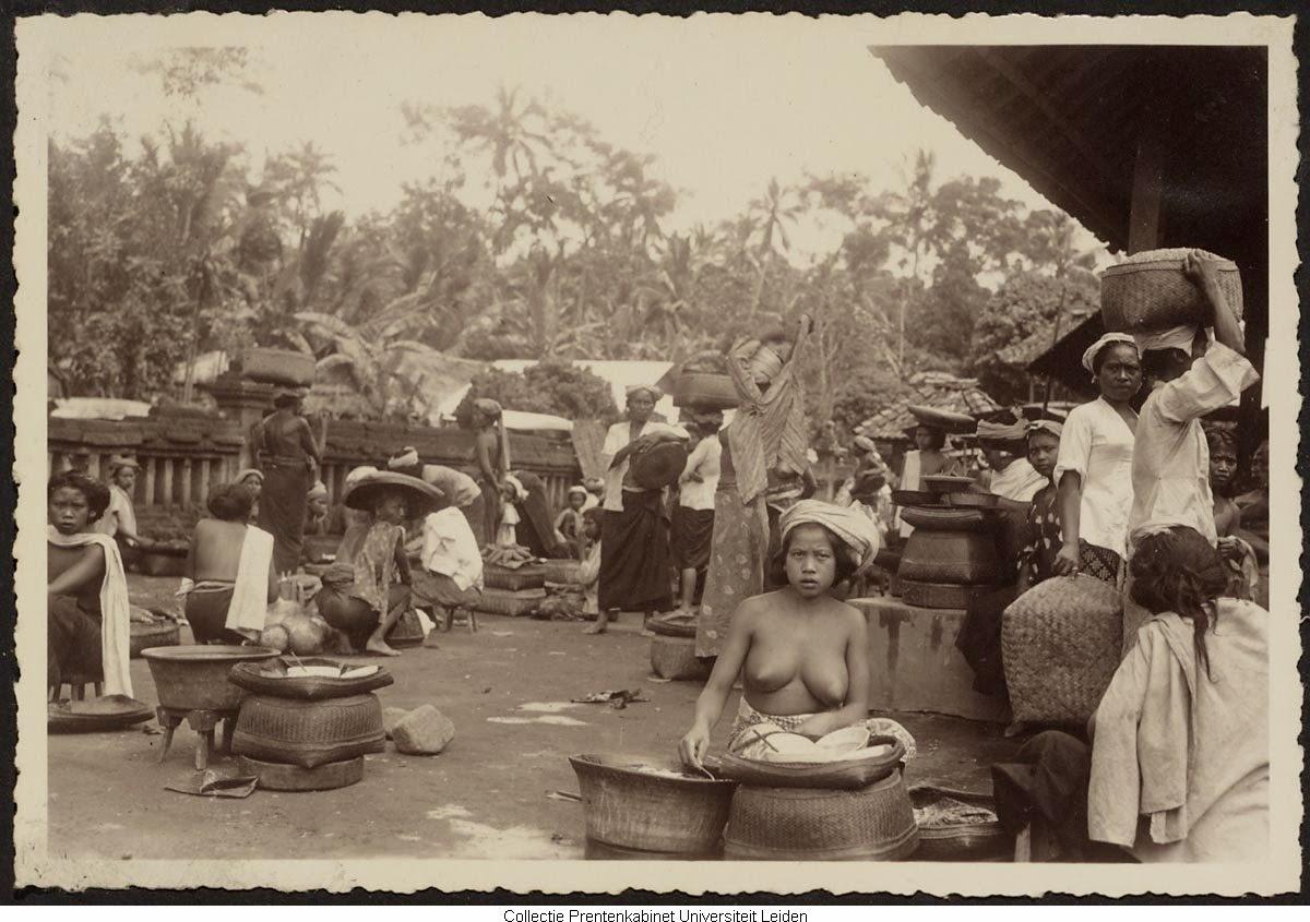 Orang Bali Jaman Dulu