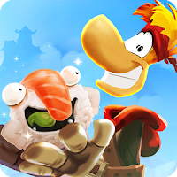 Game Petualangan Rayman Adventure