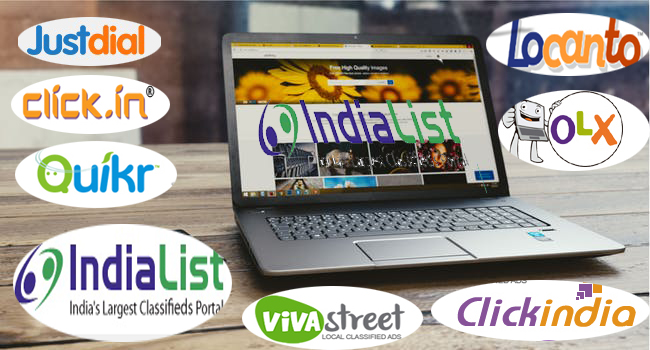 Use these 100 Top free Indian Classifieds sites for site seo purpose-Hindi