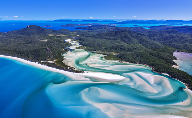 Hamilton Island (Queensland), Great Keppel Island, Beach, Outdoor recreation