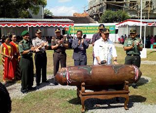 TMMD Sengkuyung Tahap I Tahun 2018 TNI Manunggal Rakyat MembangunKarakter dan Kemandirian Bangsa