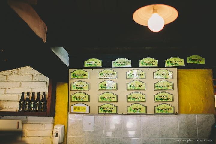 """gluten free ice cream in colonia suiza argentina"""