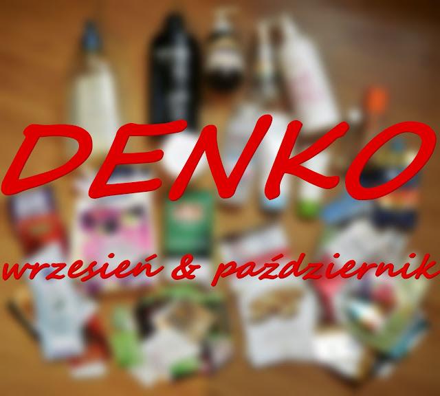 Denko (wrzesień&październik)
