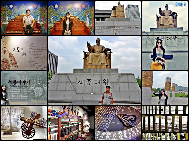 King Sejong Story (세종이야기).