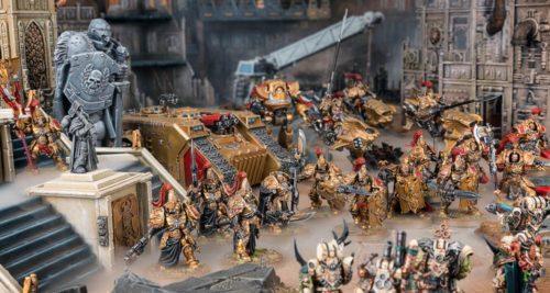 Puntos de Mando en Warhammer 40.000