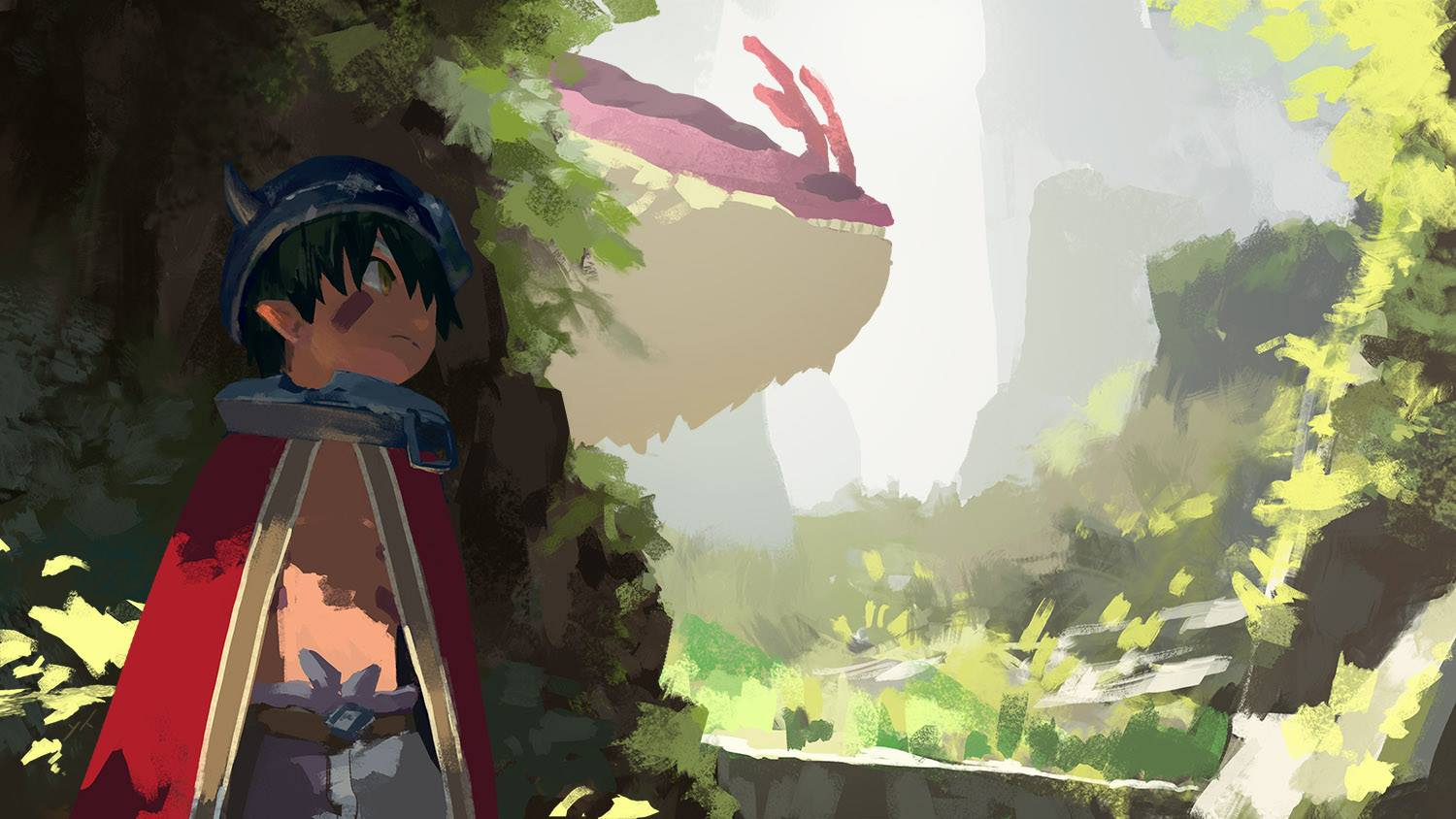 Se Made in Abyss fosse um game