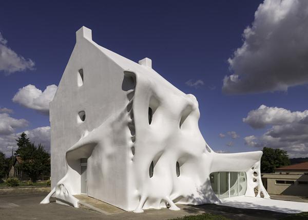 Arquitectura inusual