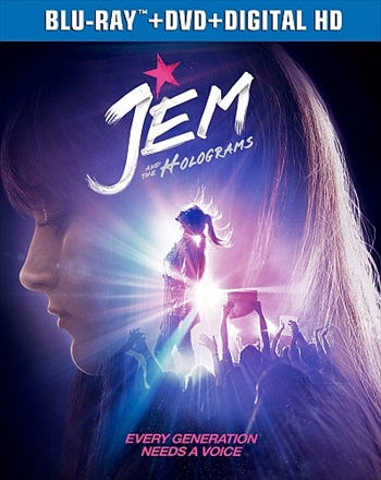 Jem And The Holograms 2015 Dual Audio Hindi 480p BluRay 350MB