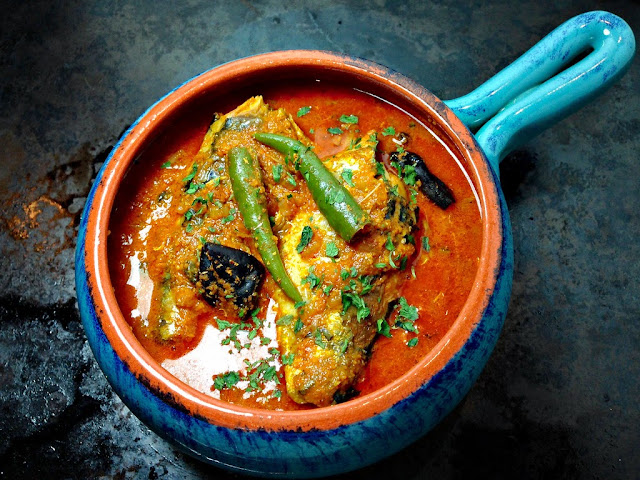 Goan Sardine Fish Curry