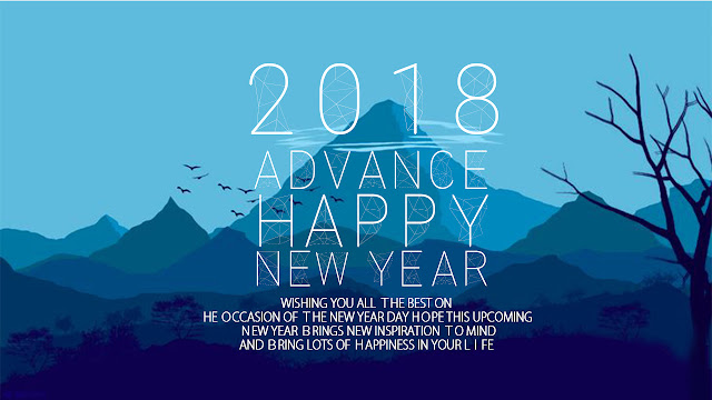 Advance New Year Greeting India.in, Happy New Year