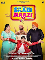 Saadi Marzi (2019) Full Movie Punjabi 720p HDRip ESubs Download