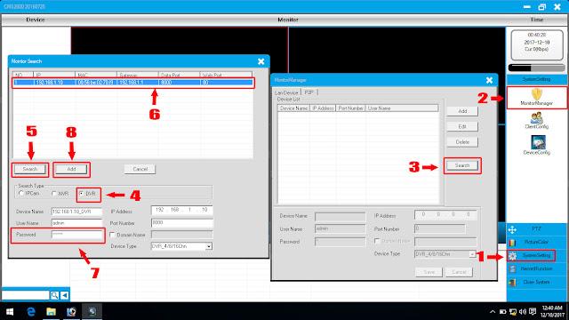 Proses setting cms spc
