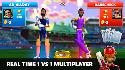 Stick Cricket Mod Apk Download Online